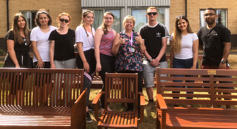 Instructus Gets Involved at the Thorndale Care Home